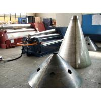 Buy cheap Four high professional roll cone plate bending rolls from wholesalers