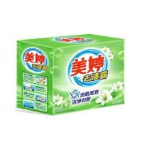 Buy cheap paper box package washing powder product