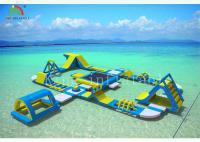 Buy cheap Giant inflatable floating water park AX-01-033 from wholesalers