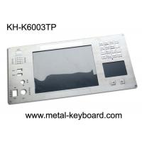Buy cheap Metal Keyboard with Digital Keypad and Touchpad for Industrial Instrumentation from wholesalers