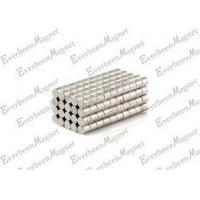 Buy cheap 1/8 Dia * 1/4 Inch Small Cylinder Neodymium Magnet For Fridge Holders from wholesalers