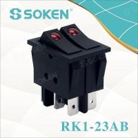 Buy cheap Soken Switches CQC T100/55 Rocker Switch Kema Keur Switch from wholesalers