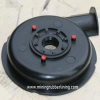 Buy cheap Slurry Pump Rubber Parts , Warman Pump Rubber Liner Replacement from wholesalers