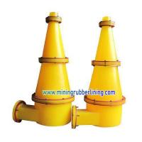 Buy cheap Polyurethane Hydrocyclone Components & PU Cyclone Parts & Urethane Hydro Cyclone Accessory from wholesalers