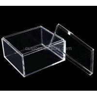 Buy cheap Acrylic storage box with lid CSA-860 from wholesalers