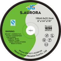 Buy cheap China Cheap High Efficient Metal Grinding Abrasive Disc from wholesalers