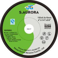 Buy cheap 4 Inches China Depressed Abrasive Grinding Disc Tools For Metal Factory Manufacturer from wholesalers