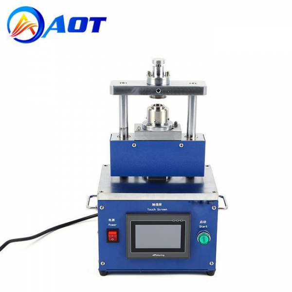 Quality Electric Coin Cell Crimping Machine for Lab Button Battery Sealing for sale