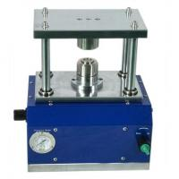 Buy cheap Pneumatic Coin Cell Crimping Machine for Li-ion Battery Lab Research from wholesalers