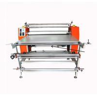 Buy cheap Roll To Roll Sublimation Heat Transfer Press Printing Machine from wholesalers