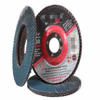 Buy cheap Calcined Brown Flap Wheel from wholesalers