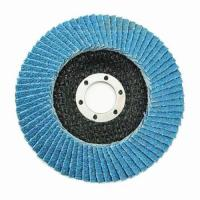 Buy cheap Zirconia Oxide Abrasive Flap Disc from wholesalers