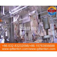 Buy cheap Cattle carcass automatic processing line(station stepper) from wholesalers