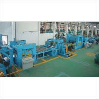 Buy cheap Heavy Gage Steel Cut to Length Line from wholesalers