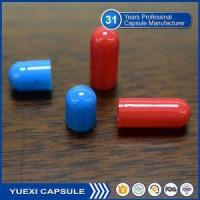 Buy cheap Blue/Red Empty Hard Gelatin Capsule product