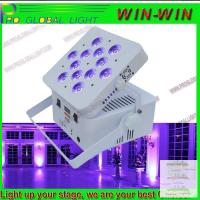 Buy cheap 12Leds battery power & wireless dmx par from wholesalers