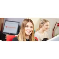 fully-fledged telephone answering service with answering support