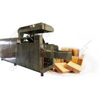 Buy cheap Wafer Biscuit Processing Line Industrial Wafer Production Line from wholesalers