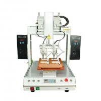 Buy cheap Double Bits Robotic Soldering Machine from wholesalers