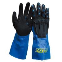 Buy cheap Long Sleeve Chemical Gloves from wholesalers