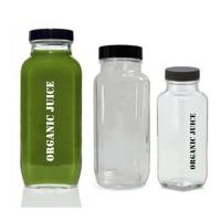 Buy cheap French Square Glass Bottle from wholesalers