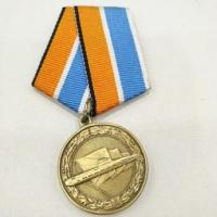 Wholesale Custom Medals Gold Plating Emblem Awards 3D Medals from china suppliers