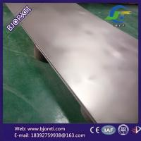 Buy cheap Titanium plate from wholesalers