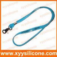 Buy cheap Promotion Gifts  Products  Silicone lanyard string from wholesalers