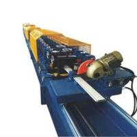 Buy cheap 46 stations 0.4mm PU shutter door roll forming machine from wholesalers
