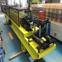 Buy cheap Roller Shutter Door Roll Forming Machine 380v 50hz from wholesalers