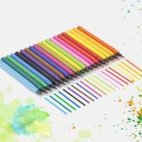 Buy cheap colored holder watercolor brush pen from wholesalers