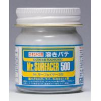 Buy cheap Mr.Surfacer 500 - Stkac tmel 40ml - Gunze from wholesalers
