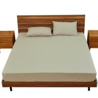 Buy cheap organic 100% Cotton Jersey Cloth Waterproof Mattress Cover Protector from wholesalers