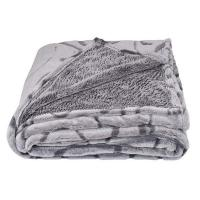 Buy cheap Super Soft Brushed Cozy Flannel Fleece Fabric Throw Blanket from wholesalers