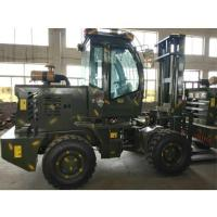 Buy cheap Rough Terrain and Articulated Forklift CPCY-30 from wholesalers