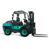 Buy cheap All-terrain Forklift CPCY-40 from wholesalers