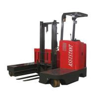 Buy cheap Side Loading Electric Forklift from wholesalers