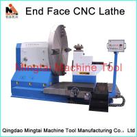 Buy cheap Large End Face Lathe with PLC from wholesalers