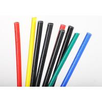 Wholesale YA2753 Silicone resin fiberglass self-extinguish sleeving from china suppliers