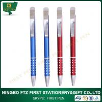 Buy cheap Free Sample Metal Ballpoint Pen As Cheap Promo Items from wholesalers