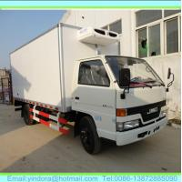 Buy cheap JMC refrigerator cooling van for sale from wholesalers