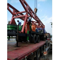 Buy cheap 300m truck-mounted water well drilling rig from wholesalers