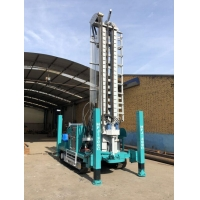 Buy cheap Tracked Crawler DTH pneumatic hydraulic water well drilling rig 200m from wholesalers