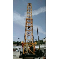 Buy cheap Crawler water well rotary drilling rig 1500-2000 meters from wholesalers