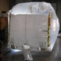 Buy cheap 20ft 40ft Container Sea Dry Bulk Container Liner Bag from wholesalers