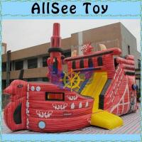 Wholesale Inflatable Corsair Slide AST-IS03 from china suppliers