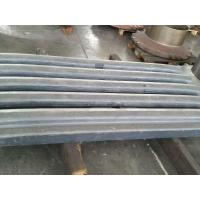 Jaw Crusher Parts Jaw Plate - MC125 Return on a page