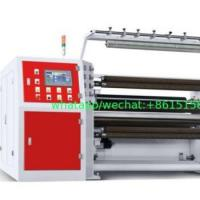 Buy cheap LC-GS1300 PLC control high speed slitting machine economical type speed 350m/min product