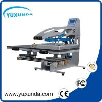 Buy cheap YXU-HS308 Double working platen heat press machine from wholesalers