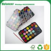 Buy cheap Water Colour Paints And Brush Set 28 Colors Kids Art Craft Artist Box Case from wholesalers